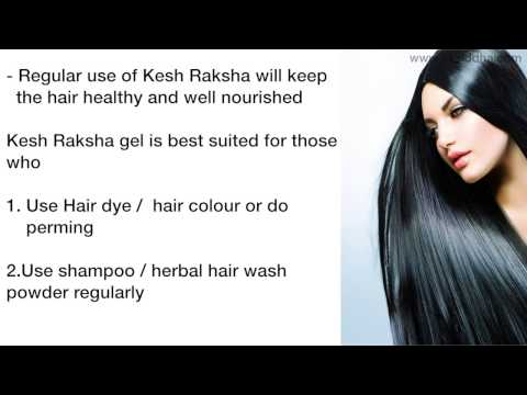 Hair damage control product from Dr. JRK's Siddha