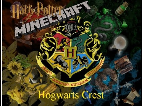 Epic Wallpapers Hd Minecraft Hogwarts Crest Youtube