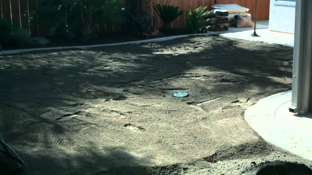 artificial turf installation dog grass backyard vista ca