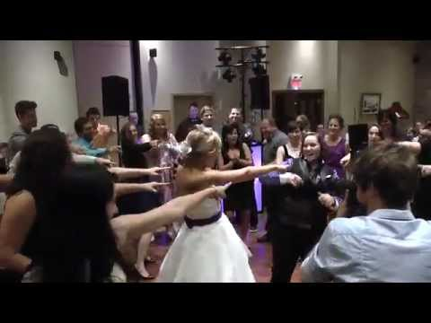Wedding Flash Mob - Dancing Queen