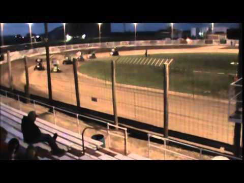 KAM Raceway Week 3 Sprint Cars May 16, 2014