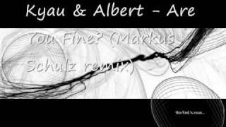Kyau And Albert - Are You Fine (Markus Schulz Remix)