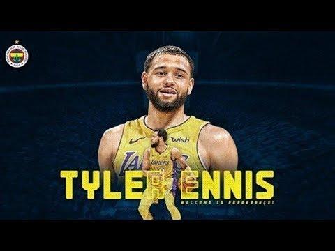 Tyler Ennis Welcome To Fenerbahçe ● Best Plays & Highlights