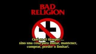 Bad Religion Supersonic (subtitulado español)