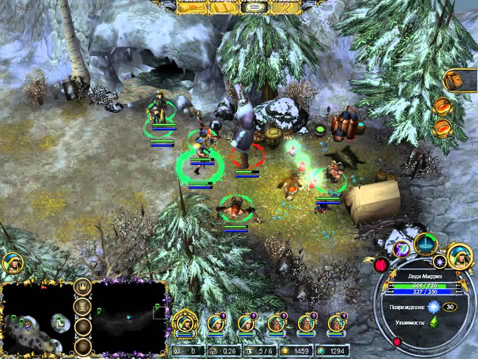dungeons  u0026 dragons  dragonshard - gameplay