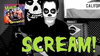 Misfits - Scream Guitar Cover