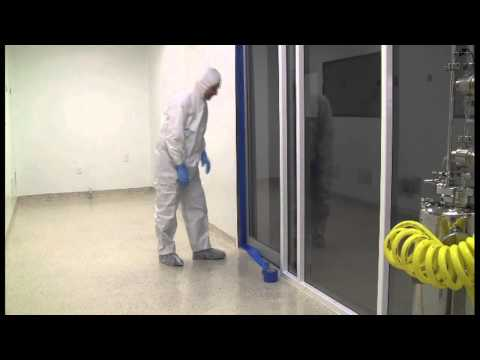 Dry Fog Technology - Demonstration video
