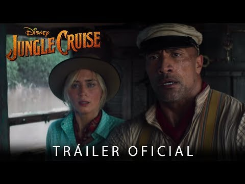 Jungle Cruise: Emily Blunt y Dwayne Johnson en lo nuevo de Disney
