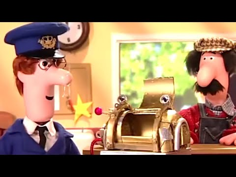 Postman Pat | The Flying Saucers | Postman Pat Full Episodes | Cartoons For Kids | Videos For Kids