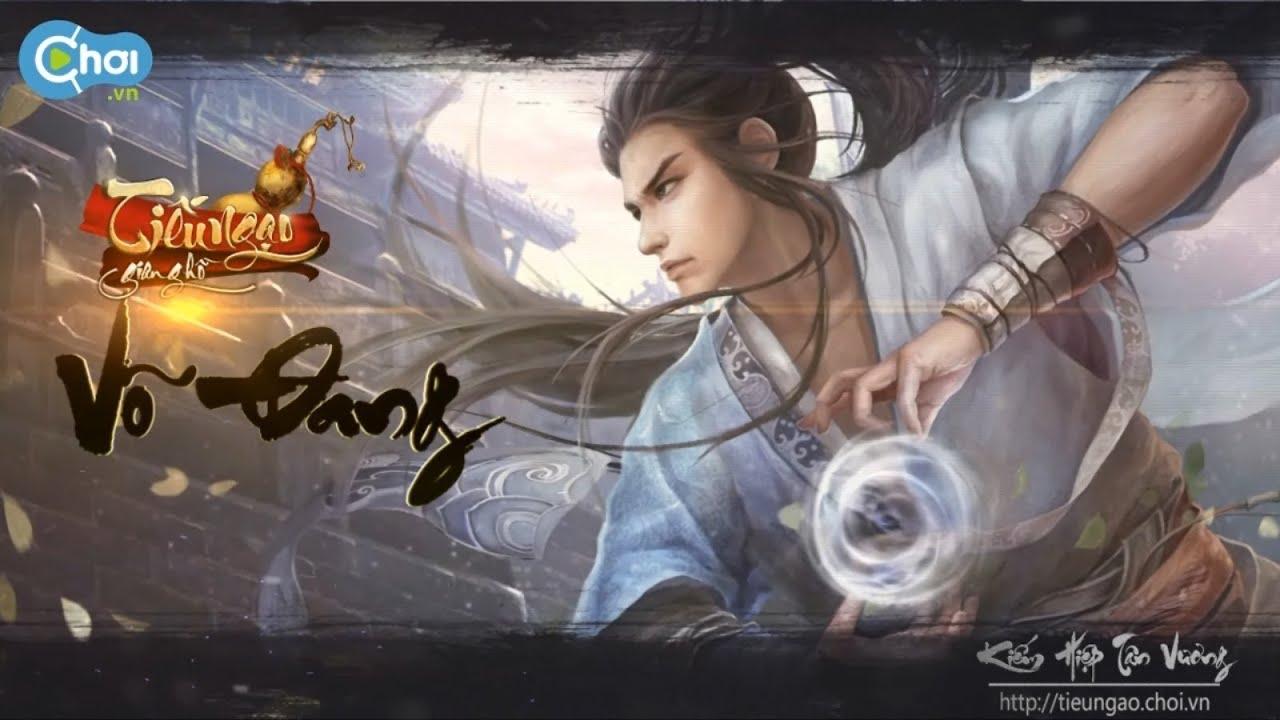 Tiêu điểm môn phái: Võ Đang – Tiếu Ngạo Giang Hồ 3D (http://tieungao.vn)