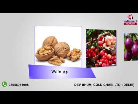 Fruits & Dried Fruits By Dev Bhumi Cold Chain Ltd., Delhi