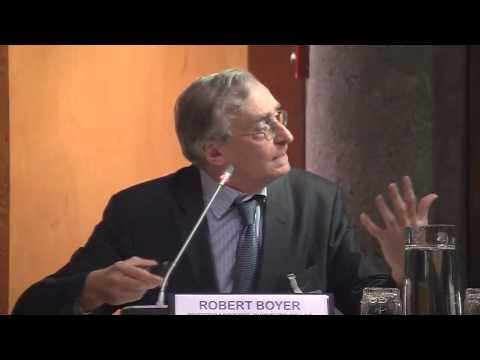 Robert Boyer: Crecimiento, empleo y equidad, el nuevo papel del Estado