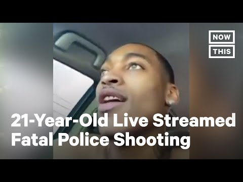 21-Year-Old Sean Reed Live Streamed His Own Fatal Police Shooting | NowThis