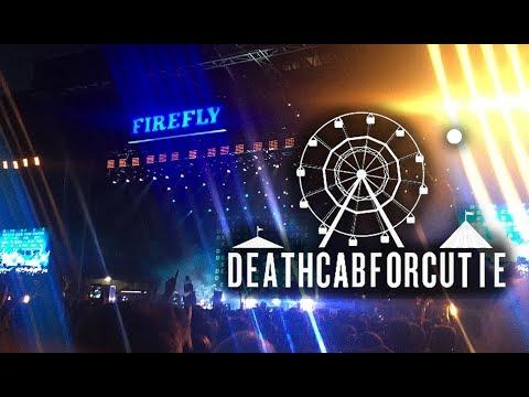 0876677e5f95 Death Cab For Cutie - Transatlanticism @ Firefly Music Festival 2016 ...