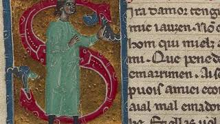 Jordan Bonel (ca.1150-ca.1200) - S'ira d'amor tengués amic gaudent (canso)