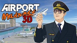 TU VIDA EN MIS MANOS | AIRPORT MADNESS 3D |
