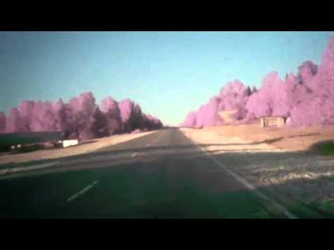 Russian M5 Ural Federal Highway (European route E30, Asian route AH6): Atya