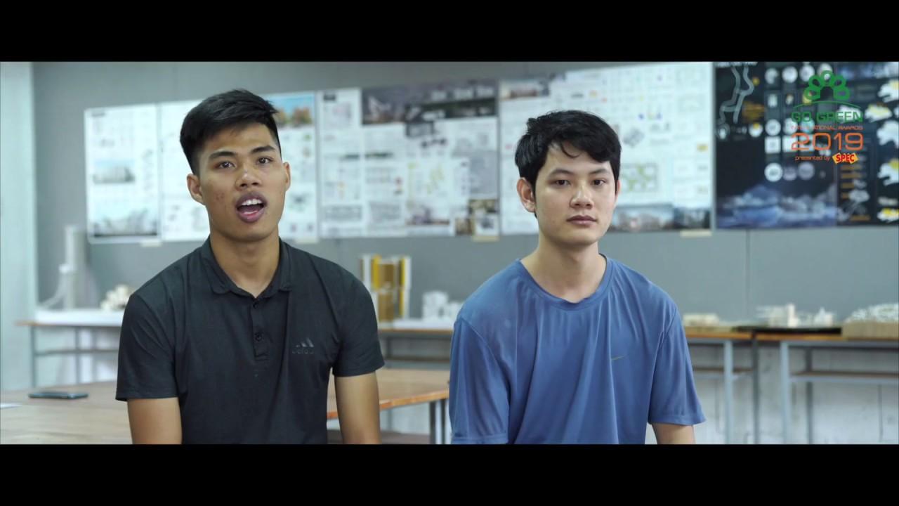 Phỏng vấn Sinh viên ĐH Kiến trúc Hà Nội