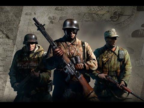 Company of heroes 1 Разбираем азы игры