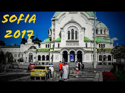 | BEST OF SOFIA BULGARIA 🇧🇬 2017 HD |