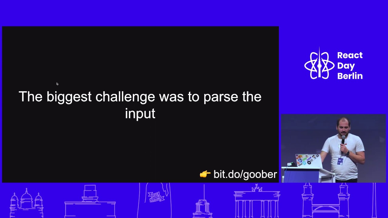 GitNation Open Source Stage: Goober, a less than 1KB css-in-js solution – Cristian Bote