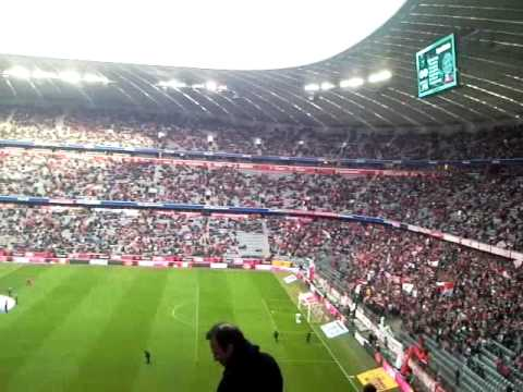Fc Bayern München vs Mainz 05 .. Business Seat