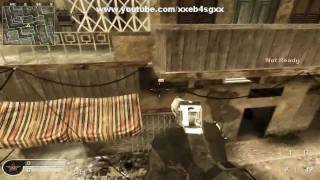 Call of Duty 4 - Backlot Jumps
