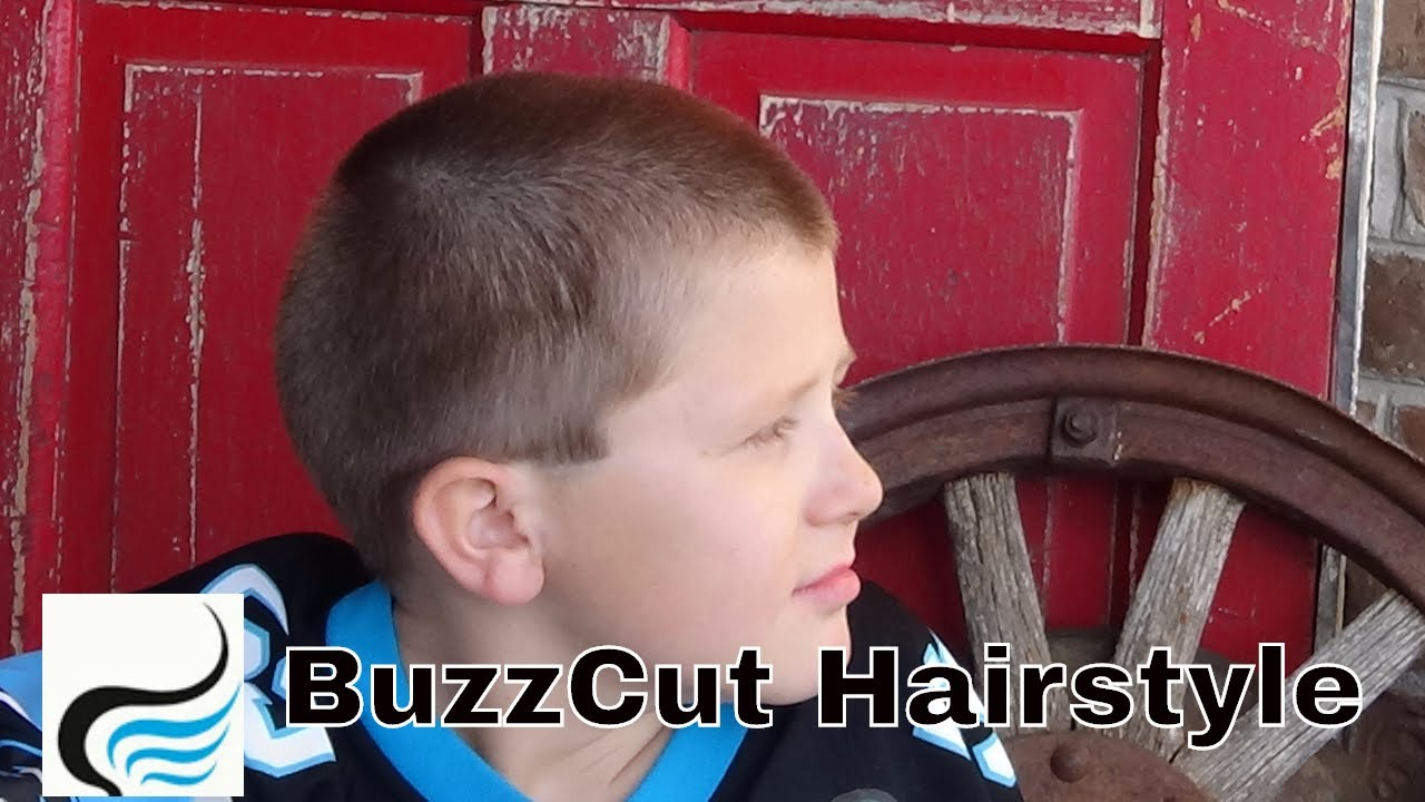 How To Do Buzzcut Hairstyles For Boys Tutorial Youtube