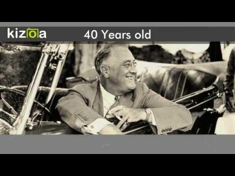 Kizoa Movie - Video - Slideshow Maker: Franklin Delano Roosevelt - interview