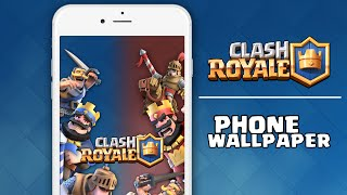 Clash Royale HD Wallpaper for PHONE USERS 2016 - Clash Royale Art