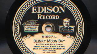 Blinky Moon Bay by Jack Stillman