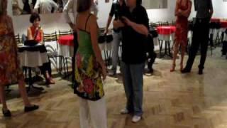 Уроки танго в Буэнос Айресе.