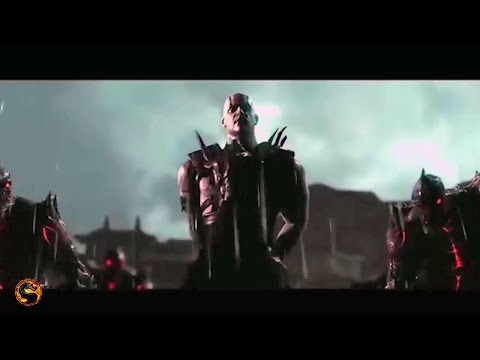 Mortal Kombat 2017 Movie  Vengeance of Scorpion