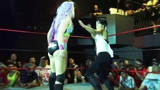 [Free Match] Heidi Lovelace (Ruby Riott) vs. Kimber Lee (Abbey Laith) - Beyond Wrestling