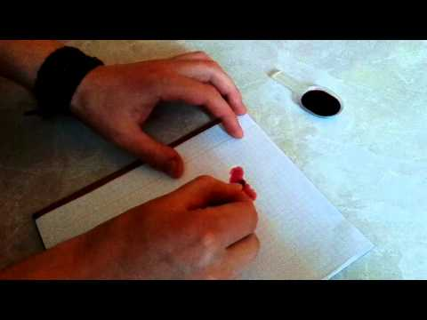 Как вывести пятно от шариковой ручки СПРОСИ, КАК