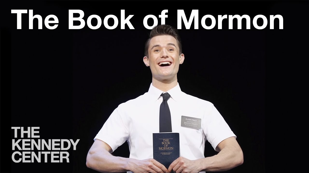 Book Of Mormon Trailer Youtube