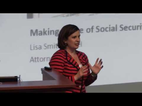 Atlanta disability attorney Lisa Siegel represents adults and children in social security benefits cases throughout Georgia.  This video includes her introductory remarks at a seminar provided to social workers...