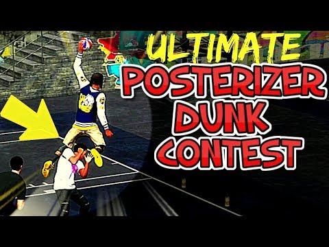NBA 2K18 EPIC POSTERIZER DUNK CONTEST | LIT  PARK COMPILATION BEST EXPLOSIVE DUNKING DUNKS DUNKER