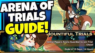 PIPPA ARENA OF TRIALS GUIDE!!! [AFK ARENA]