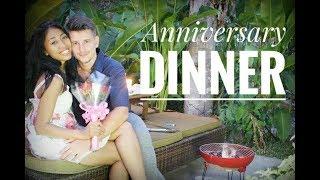 ANNIVERSARY DINNER //OUR ANNIVERSARY PART 2 // CANTIK BIKIN SAKIT //