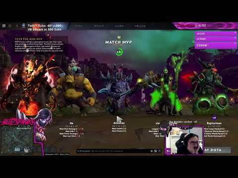 Dota 2 - This is the REAL TI Afterparty, cool ppl only (streaming on twitch.tv/blitzspanks after)