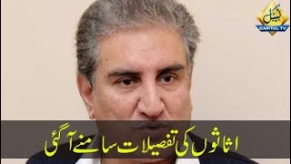 CapitalTV; PTI's Qureshi owns assets worth more than Rs283 million