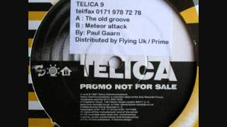 Paul Gaarn -   Meteor Attack.(Pablo Gargano)