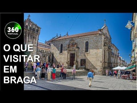 O que visitar em Braga | Portugal
