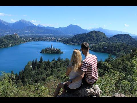OUR ROADTRIP 2016 | Slovenia, Italy and Croatia