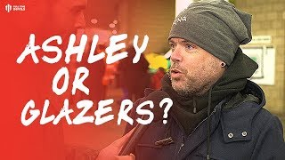 OPPO: SWAP ASHLEY FOR GLAZERS? Newcastle 0-2 Manchester United