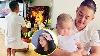 Thành Đạt BẤT NGỜ xuống tóc cầu nguyện khi Hải Băng mang thai lần 3 gặp NGUY HIỂM!