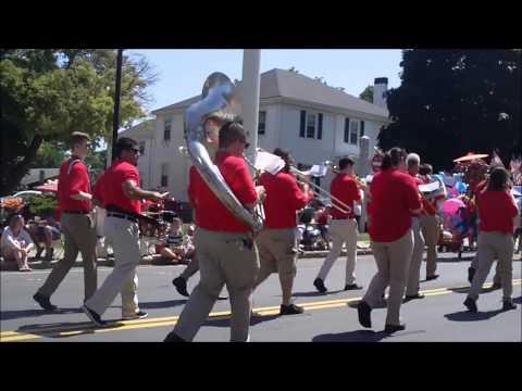 Plymouth Parade 2014 (Bands)