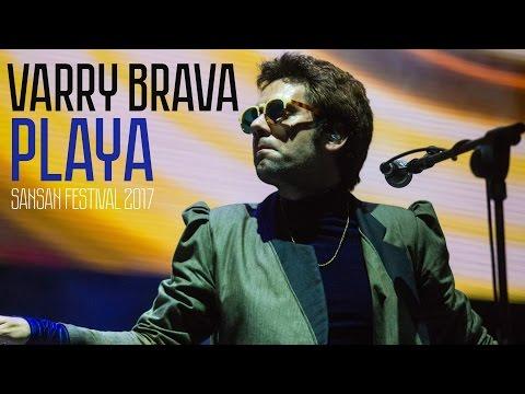 Varry Brava - Playa @ Sansan Festival 2017 (Directo) - Indiescretos