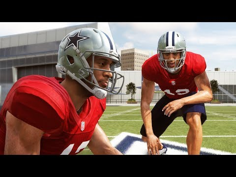 MADDEN 19 LONGSHOT EXCLUSIVE FOOTAGE INTERVIEW!
